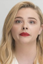 """Chloe Grace Moretz - """"The Miseducation of Cameron Post"""" Press Conference in Beverly Hills"""