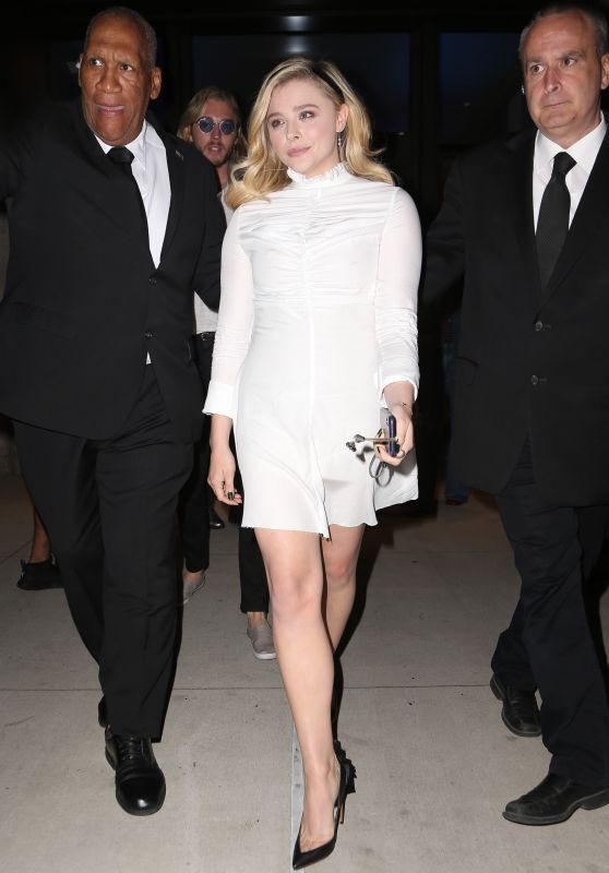 Chloe Moretz - Cadillac House in New York 07/30/2018