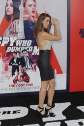 "Chrishell Stause – ""The Spy Who Dumped Me"" Premiere in LA"