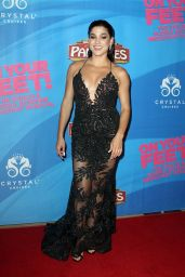 "Christie Prades – ""On Your Feet The Story of Emilio & Gloria Estefan"" Premiere in Hollywood"