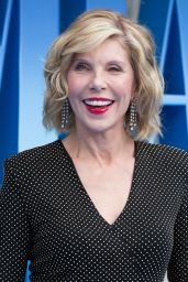 "Christine Baranski – ""Mamma Mia: Here We Go Again"" Premiere in London"