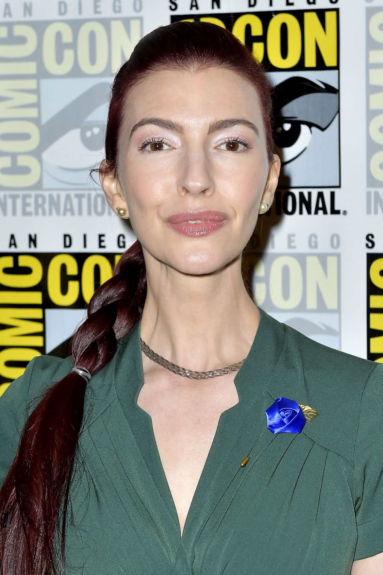 Chrysta Bell Twin Peaks Photocall At 2018 Sdcc
