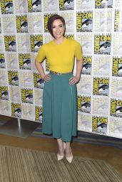 Chyler Leigh - 2018 San Diego Comic-Con Photocall