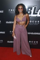 "Chyna Layne – ""BlacKkKlansman"" Premiere in New York"