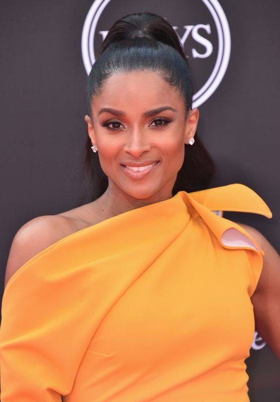 Ciara – 2018 ESPY Awards in LA