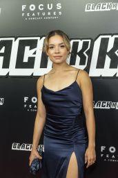 "Cindy Morgan – ""BlacKkKlansman"" Premiere in New York"