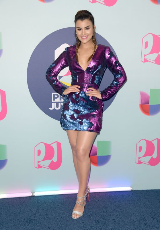 Clarissa Molina – Premios Juventud Awards 2018 in Miami