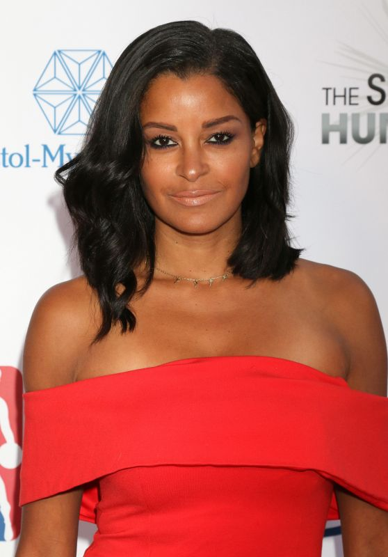 Claudia Jordan - 2018 Sports Humanitarian Awards in LA