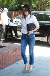 Courtney Cox - Out For Lunch at The Honor Bar in LA