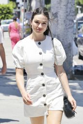 Crystal Reed - Shopping in LA 07/26/2018