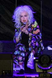 Cyndi Lauper - Concert in Hollywood 07/24/2018