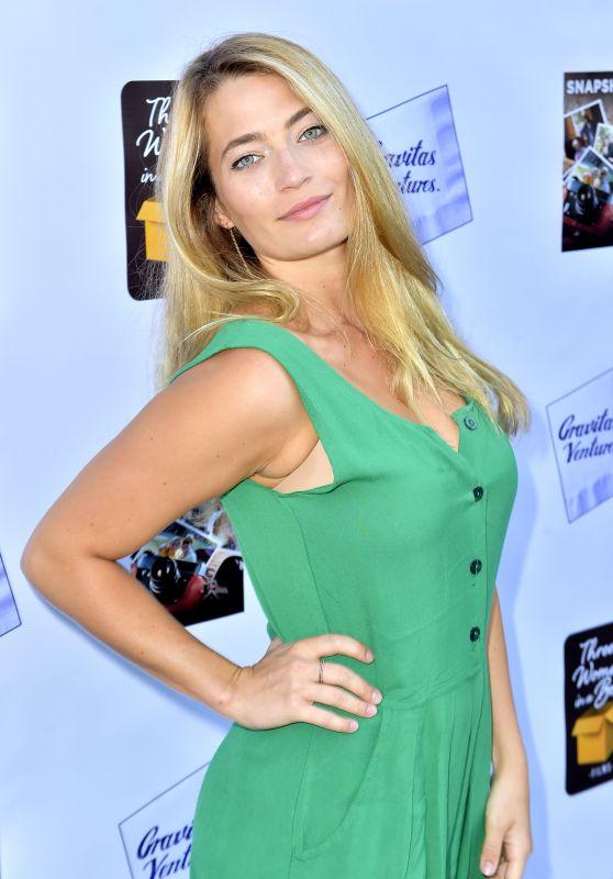 "Daisye Tutor – ""Snapshots"" Premiere in Beverly Hills"