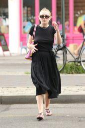Dakota Fanning - Out in Soho 07/26/2018