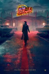 "Dakota Johnson - ""Bad Times at the El Royale"" Photo and Poster"