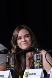 """Danielle Panabaker - """"The Flash"""" Panel at Comic-Con in San Diego 07/21/2018"""