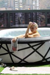 Danniella Westbrook in Bikini in Spain 07/29/2018
