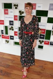 Darcey Bussell – Audi Polo Challenge in Ascot 07/01/2018