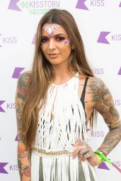 Darylle Seargeant - Kisstory on the Common 2018 in London
