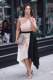 Dascha Polanco - Outside BUILD Series in New York City 07/31/2018