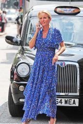 Davinia Taylor - Out in London 07/28/2018