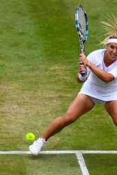 Dominika Cibulkova – Wimbledon Tennis Championships in London, Day 8