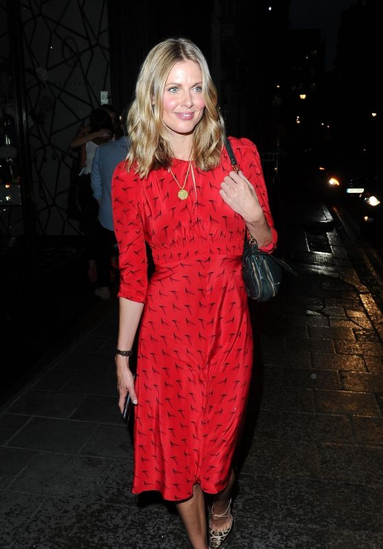 Donna Air – Quaglino's Q Decades Summer Series Launch Party in London