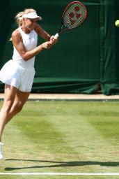 Donna Vekic – Wimbledon Tennis Championships 07/06/2018