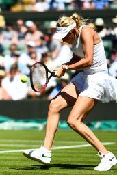 Donna Vekic – Wimbledon Tennis Championships in London 07/02/2018