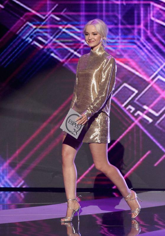 Dove Cameron – 2018 ESPY Awards in Los Angeles