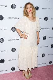 Drew Barrymore - Beautycon Festival in Los Angeles 07/14/2018