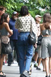Dua Lipa Casual Style - Chelsea in NYC 07/27/2018