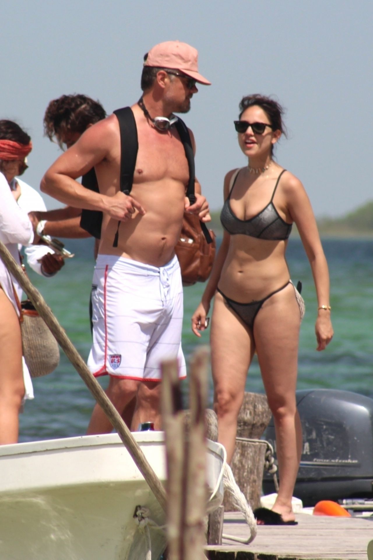 Eiza Gonzalez In Bikini On Vacation In Mexico 07 01 2018