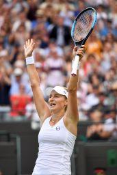 Ekaterina Makarova – Wimbledon Tennis Championships in London 07/04/2018