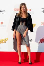 "Elisa Bachir-Bey - ""Ant-Man and The Wasp"" Premiere in Paris"