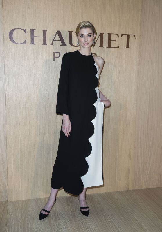 "Elizabeth Debicki – ""Tresors d'Afrique"" Unvelling Of Chaumet High Jewelry Party 07/01/2018"