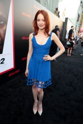 "Elizabeth J. Carlisle – ""The Equalizer 2"" Premiere in Los Angeles"