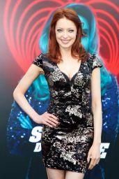 """Elizabeth J. Carlisle – """"The Spy Who Dumped Me"""" Premiere in LA"""