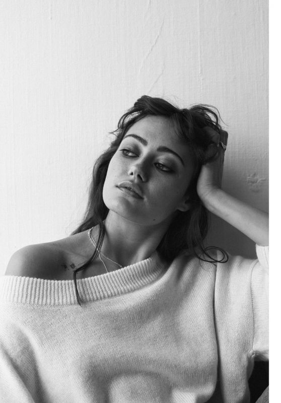 Ella Purnell - The Last Magazine May 2018