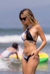 Ella Rose in Bikini at Santa Monica Beach