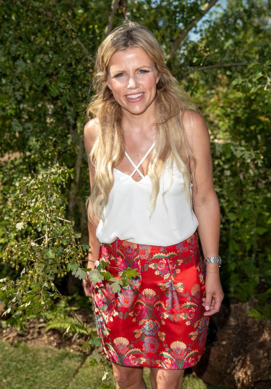 Ellie Harrison – 2018 Hampton Court Flower Show