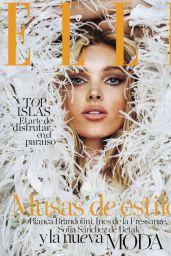 Elsa Hosk - Elle Spain August 2018