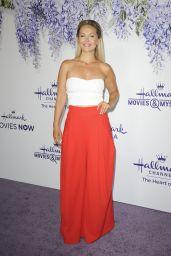 Emilie Ullerup – Hallmark Channel Summer TCA 2018 in Beverly Hills