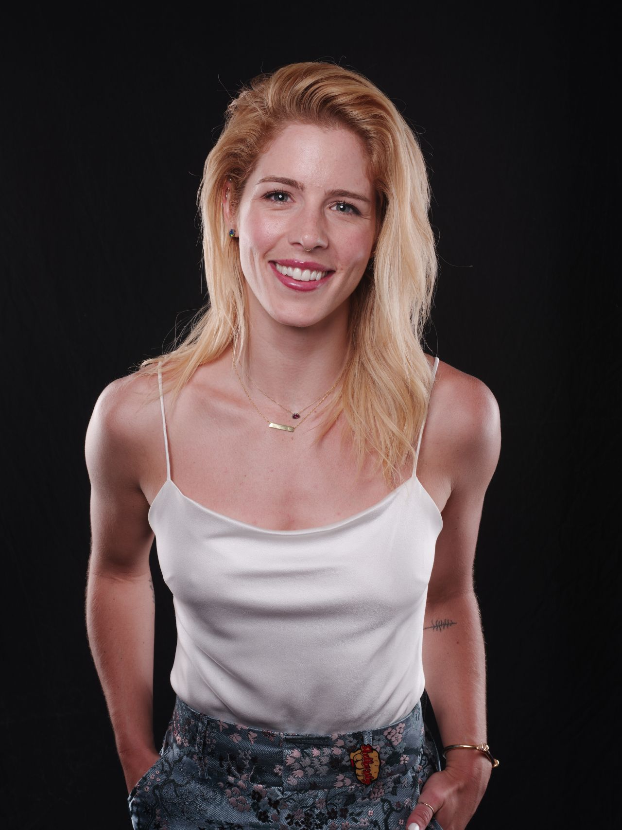 Emily Bett Rickards Nude Photos 47