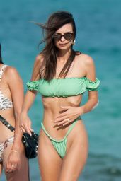 Emily Ratajkowski in Bikini in Miami 07/22/2018