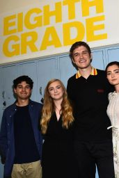 "Emily Robinson – ""Eighth Grade"" Screening in Los Angeles"