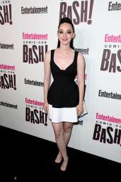 Emma Dumont – EW's Comic-Con Bash in San Diego 07/21/2018