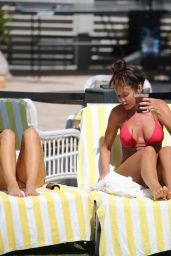 Emma Rose in Bikini in Miami - Swim Week 07/14/2018