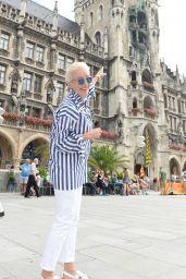 Emma Thompson - Out in Munich 06/30/2018