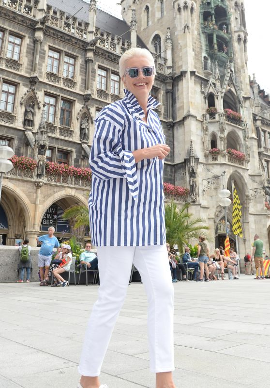 Emma Thompson - Out in Munich 06/30/2018