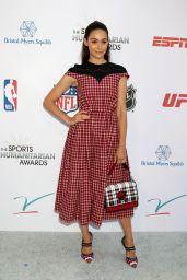 Emmy Rossum - Sports Humanitarian Awards 2018 in LA